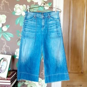 CITIZEN'S OF HUMANITY Wide Leg Jeans